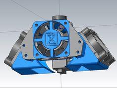 Ventilador de capa para ventiladores de 40mm by Sx3_3d - Thingiverse