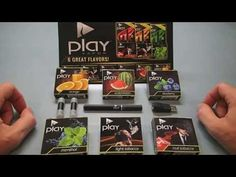 Play Vapor: Electronic Cigarette Starter Kit Review