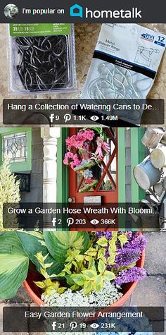 A Blooming Spring Wreath for the Potting Shed and Easy Bow Making Technique – Home is Where the Boat Is Apple Fritter Bread, Apple Fritters, Peach Dumplings, Window Boxes, How To Make Bows, Tea Party, Flower Arrangements, Harvest, Centerpieces