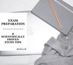 exam prep tips and tricks