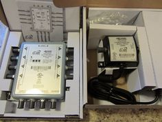 Satellite Signal Multiswitches Dish Network Multi Switch Model Dpp33 BUY IT NOW ONLY 35 On EBay