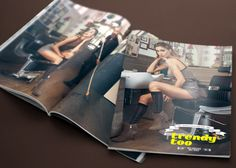 "Dai un'occhiata al mio progetto @Behance: ""Trendy Too   My shoes, my way Fall   Winter 2016/17"" https://www.behance.net/gallery/47463671/Trendy-Too-My-shoes-my-wayFall-Winter-201617"