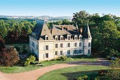 Camping Nièvre - Camping Château de Chigy 4 * - Camping de France haut de gamme du Club Airotel. #airotel #camping  #airotel #camping #vacances