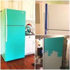12 Façons de transformer ton frigo en une superbe décoration pour…