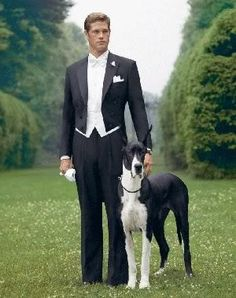 THE tux inspiration