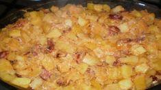 STRAŠANKA: Delikatesa zo zemiakov, ktorej sa nebudete môcť nabažiť – rýchla večera našich babičiek za pár centov! What To Cook, Macaroni And Cheese, Potatoes, Cooking, Ethnic Recipes, Cucina, Potato, Kochen, Mac And Cheese