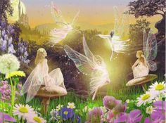 Ballet Friendship Fairy Greeting Card