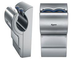 Dyson Airblades Get 50% Quieter