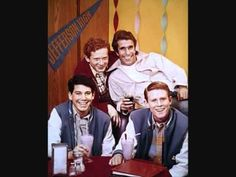 Sunday Monday, Happy Days, Tuesday Wednesday Happy Days, Thursday Friday Happy Days, Saturday, What a Day, Rockin all week with you....