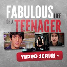 Video Series: Fabulous Life of a Teenager- teaching your kids to do hard things