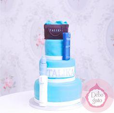 Talika, Cosmétiques, Gâteau personnalisé