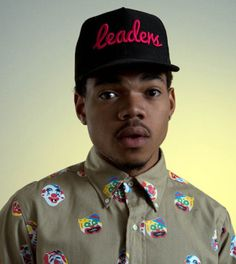 OMG THAT PRINT U GUISE | Chance The Rapper | oystermag.com