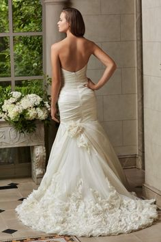 Wtoo Brides Clara Gown Style 14426   Watters.com
