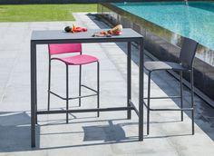 2930668e46cc0f Mange Debout Soto 110 cm - table haute - Mobilier de jardin Proloisirs