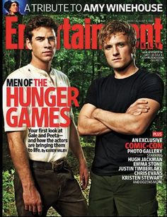 Team Gale! (Though I have to admit... Peeta's not bad-looking.)
