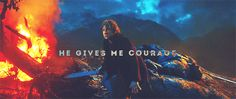 Bilbo in the Unexpected Journey Hobbit Part 1 click for moving gif