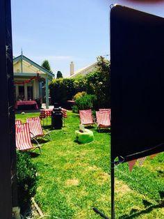 Melbourne's Mobile Backyard Movie nights in Melbourne, VIC, Cinema