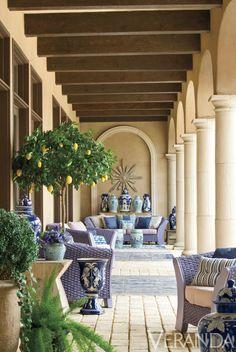Veranda Outdoor Patio Designer Michelle Nussbaumer