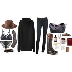 """Untitled #106"" by coffeestainedcashmere on Polyvore"