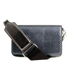 Kleine Handtasche | Dunkelgrau | Damen | H&M DE