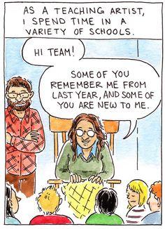 Examining a Classroom Ritual
