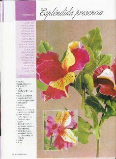 Visita la entrada para saber más Rosa China, Blog, Painting, Pasta, Miniatures, Roses, Tutorials, Entryway, Fimo