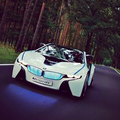 BMW i8Concept saving the environment in style