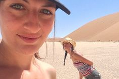 Dead Vlei and the Namib Desert