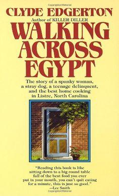 Walking Across Egypt by Clyde Edgerton http://smile.amazon.com/dp/0345346491/ref=cm_sw_r_pi_dp_Ddmdub059XJ92