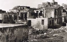 Old Rethimno #Crete Old Photos, Vintage Photos, Crete Island, Heraklion, Greek History, Simple Photo, Old Maps, Vintage Photography, Past