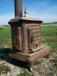 Great old stove