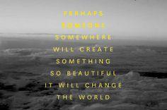 Change de world
