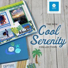 How will you document your summer memories? #creativememories #scrapbooking #coolserenity #travel #summer #documentyourdays