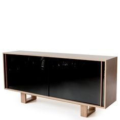 glass front console – planet