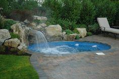 Mini Pool / Hot Tub