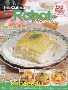 TeleCulinária Robot de Cozinha Nº 67 - Agosto 2013