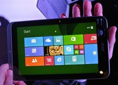 The Acer Iconia W4-820 is set to be launched in the next few months. The slate is reportedly going to be the successor to the Acer Iconia W3-810. According to reports, the PC manufacturer was originally planning to launch the successor device at the IFA Berlin 2013 tech show, but it never came. The company has seen diminishing sales in the PC and ...  See more pics and video at: http://www.hitechtop.com/new-acer-iconia-8-1-inch-tablet-will-be-announced-soon/#947BEDt9gytOAXgh.99