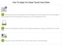 39 Best Applying For Dubai Tourist Visa Images How To Apply Cool
