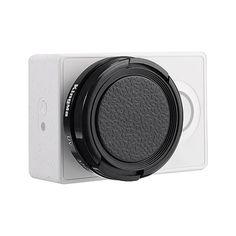 MAX deportivos accesorios de la cámara de lente UV UV lentes casquillo accesorio de cámara