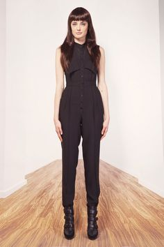 Point My Way Jumpsuit by Cameo