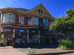 Old Town Eureka California