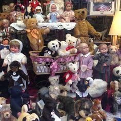 Konigswinter, estate 2015 negozio di giocattoli vintage