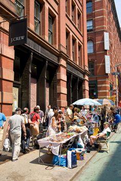 boutiques york city neighbourhood