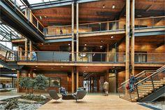 federal center south building zgf architects llp - Google'da Ara