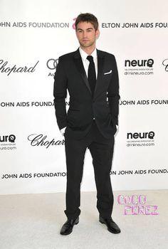 LOVE Armani suits on men.