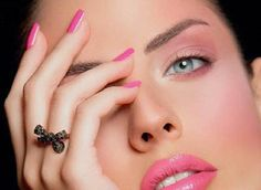 Eye makeup tips and Valentine's day makeup