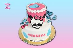 Torta Monster High. | Torty pre deti Žilina