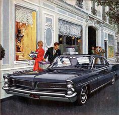 1963 Pontiac Catalina Sports Coupe - 'Cristian Dior, Paris': Art Fitzpatrick and Van Kaufman