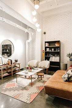 Textured Textiles - 15 Design Ideas To Steal From Wit & Delight's New Event Studio - Photos