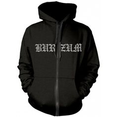 Officially licensed merch from Burzum Aske Zippered Hooded Sweatshirt available at Rockabilia Metalhead, Heavy Metal, Hooded Sweatshirts, Hoods, Zipper, Sweaters, Clothes, Material, Band